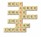 Partner Attitude Crossword