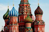 Moscow Saint Basil Cathedral