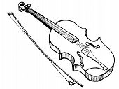 Violin, Musical Instrument
