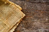 Jute And Old Wood
