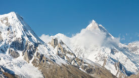 picture of skardu  - Mount Masherbrum  - JPG