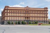 lubyanka square. Moscow