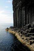 Walkway To Fingal's Cave