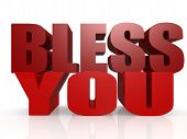 foto of blessing  - Bless you image with hi - JPG