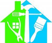 Home tools logo
