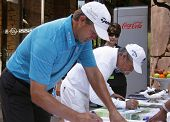 Goosen Retief And Payer Gary Pro Golfers