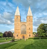 Southwell Minster At Sunset