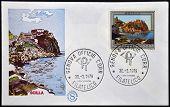 ITALY - CIRCA 1979: stamp printed in Italy shows Scilla Calabria circa 1979