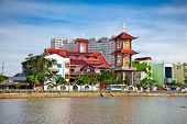Nha Tho Vinh Hoi catholic church, Ho Chi Minh,  Vietnam.