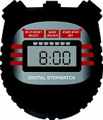 Digital Stopwatch