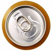 Metal Beer Can, Unopened