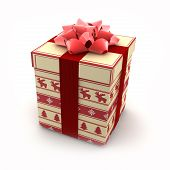 3D - Christmas Gift Boxes 4