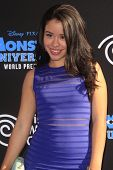 LOS ANGELES - JUN 17:  Cierra Ramirez at the