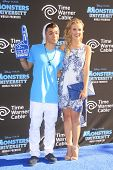 LOS ANGELES - JUN 17:  Adam Irigoyen, Caroline Sunshine at the