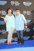 LOS ANGELES - JUN 17:  Raini Rodriguez, Rico Rodriguez at the