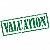 Valuation-stamp