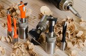 Machine Tool Cutters And Drill Bits