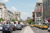 Bucharest Unirii Square