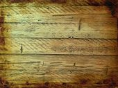 Old And Shabby Wood Background