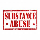Substance Abuse-stamp