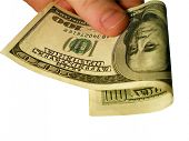 100 DOLLARS BANKNOTE