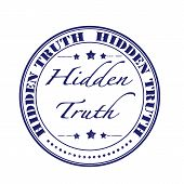 Hidden Truth Stamp