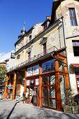 Leisten House, Zakopane