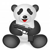 Panda Pistol