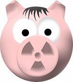 Radioactive Pig