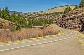 Montana Frontage Road