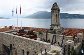 Fort In The Old Town Of Herceg Novi, Montenegro
