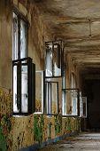 Ruin corridor 6