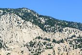 Turkey, the Taurus Mountains in  summer