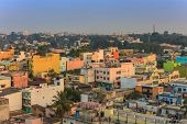 Bangalore City skyline