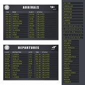 Flight Information - Set 1 - Delayed Flights