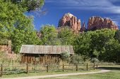 Historic Crescent Moon Ranch State Park in Sedona Arizona