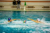 Como,  October 18: S.  Luongo  ( Bpm Sport Management, Dark Cap ) In  Como Nuoto - Bpm Sport Managem