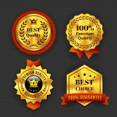 Gold Guaranteed Labels