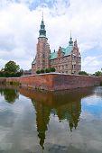 View of Rosenborg Castle from the west, Copenhagen Denmark