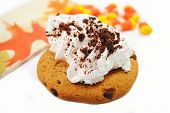 Delicious Halloween Cookie Dessert