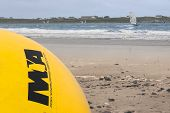 Irish Windsurfing Association Yellow Buoy