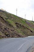 Landslide After Heavy Storms