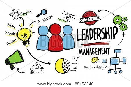 Business Leadership Management Vision Professional Concept