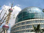 Shanghai downtown