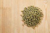 picture of mung beans  - green mung beans  - JPG