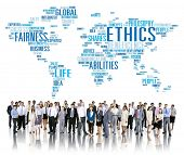 picture of moral  - Ethics Ideals Principles Morals Standards Concept - JPG