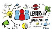 stock photo of idealistic  - Business Leadership Management Vision Professional Concept - JPG