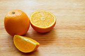stock photo of orange  - Orange - JPG