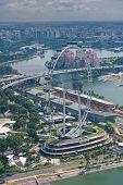 Singapore Flyer, World Biggest Ferris Wheel