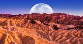 picture of nationalism  - Death Valley Scenic Night - JPG